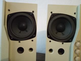 Audio колонки JS