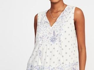 Красивая блузка отличного качества, размер 52-54, 100 руб