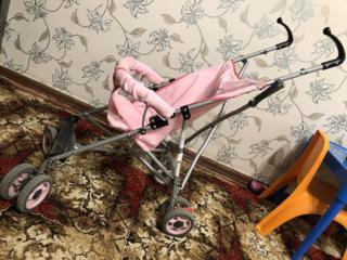 Продам летнюю прогулочную коляску - трость.