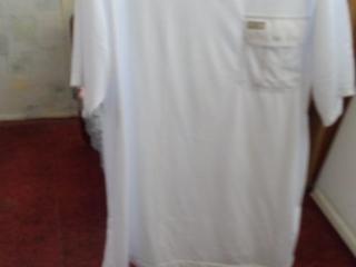 Новая мужская сорочка-поло большого размера