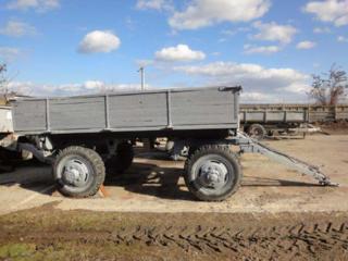 ЗАО Молдавская ГРЭС реализует прицеп тракторный