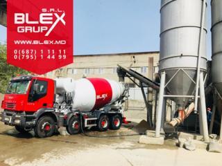 Blex-Grup vă propune betoane și mortar