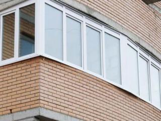 Бельцы балконы под ключ кладка пеноблоки кирпич утепление усиление!!!!