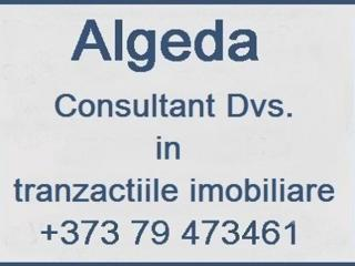 Algeda: Consultant Dvs. in tranzactiile imobiliare