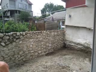 Дома дачи, копка траншей, водопровод, канализации, заливка фундамента