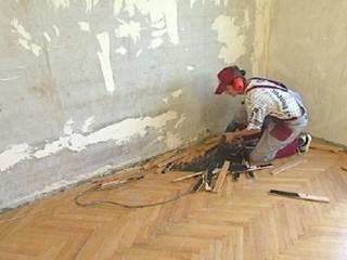 Ремонт полов демонтаж бетонных полов бетоновырубка резка бетона