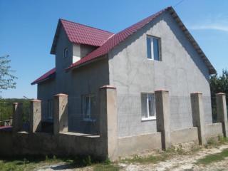 Дом с видом на Днестр в Вадул луй Водэ. Новострой. Белый вариант.