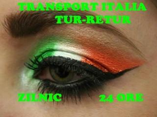 Transport Italia-Moldova-Italia zilnic 24 ore