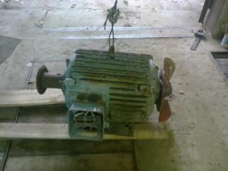 Электродвигатель 45 квт 1450 об/м