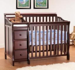 """Детская кровать с ящиками """"Кроха"""""""