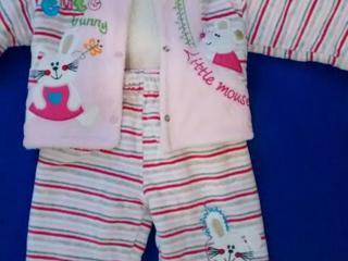Детские куртки, костюмы, комбинезоны