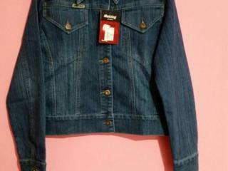 КУРТКИ джинсовые женские 42-44=80р. Сорочки-80р. Шапка+шарф= 80р. ТОРГ
