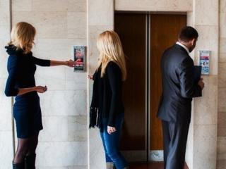 Контроль доступа в лифт установка в Одессе и области