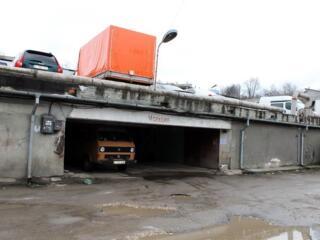 Капитальный гараж с подвалом в ГСК-31,Tudor Strișcă.
