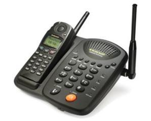 Мощный радиотелефон SENAO SN-358R с большим радиусом действия.