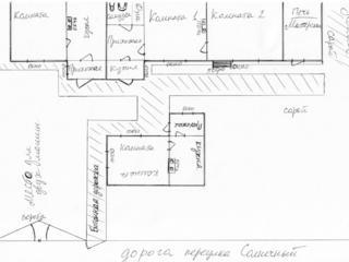 Продается дом в северной столице, г. Бельцы, частный сектор