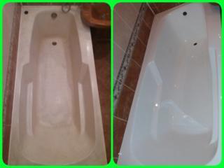 Реставрация ванн лучшим жидким акрилом