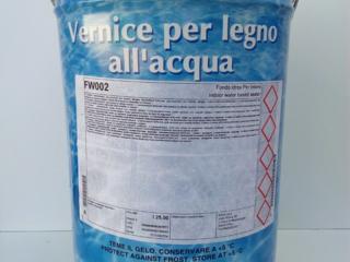 Грунт водоразбавляемый прозрачный для внутренних работ Sirca FW002