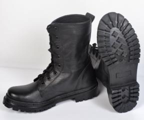"""Тактическая кожаная обувь от магазина """" ПоискГрунт """" берцы, кроссовки"""