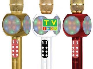 Микрофоны без проводные с юсб, блютуз большой выбор!
