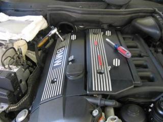 Заглушка верхней декоративной пластиковой крышки ГБЦ BMW