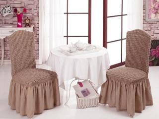 Еврочехлы для стульев! Большой выбор моделей и расцветок!