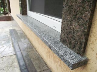Pervazuri din marmura si granit / Подоконники из гранита и мрамора