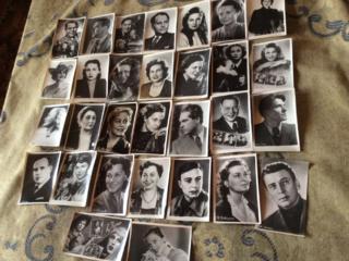 Куплю открытки с советскими артистами