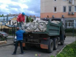 Вывоз мусора и любого хлама, старой мебели Одесса