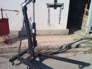 Кран подкатной для снятия/установки двигателя