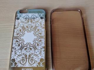 Продаются чехлы от iPhone 6, 6S - 50 лей каждый.