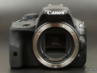 Продам зеркальный фотоаппарат Canon 100 D body.