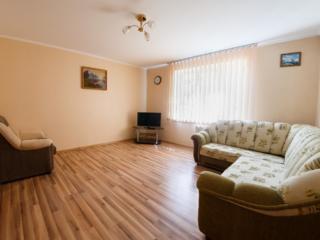 Посуточно чистая, 1-комнатная квартира в центре Тирасполя, кондиционер!