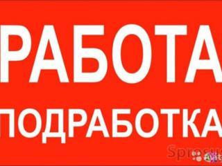 Paботa (подpaботka) нa домy (без опыта - совмещение)