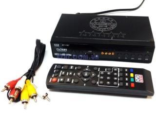 ТВ приставка DVB-T2 для бесплатного просмотра 20 каналов!!!