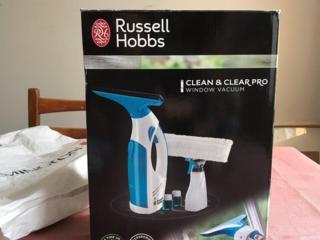 Вакуумный стеклоочиститель Russell Hobbs 21800-56/RH
