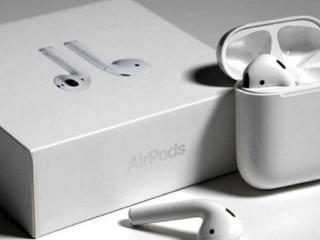 Акция!! Беспроводные наушники Apple AirPods