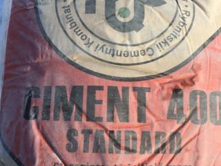 Ciment M-400, Ciment M-500 Ribnita
