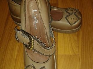 Продам свою новую кожаную обувь. 37 размер