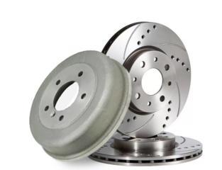 Проточка тормозных дисков, барабанов. Перепресовка саленблоков