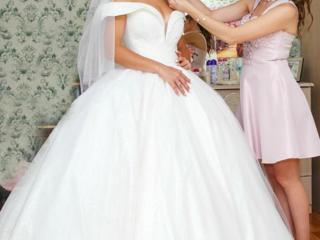 Продам свадебное не венчанное платье
