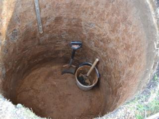 Копаем канализации, траншеи