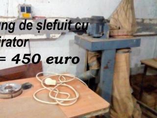 Шлифовальный станок и всякую мелочь б/у для произв. мебели из ДСП
