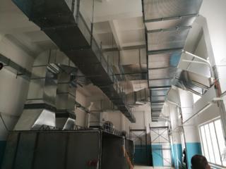Изготовление и монтаж вентиляции