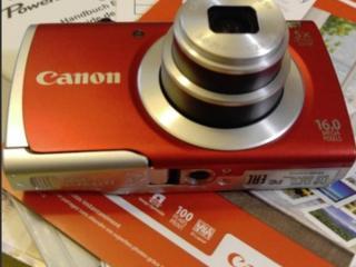 Новая камера CANON PowerShot A2500, 16Мп и 2 б/у в отличном состоянии.