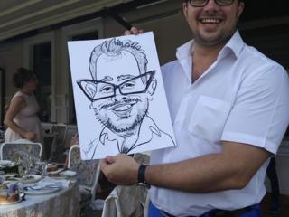 Caricaturist la nunti, cumetrii!!! Caricaturi Карикатуры на свадьбах!!