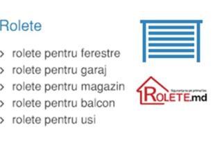 Rolete exterioare pentru siguranta casei tale! Acum In RATE 0%