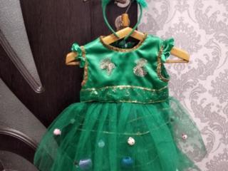 Новогодние костюмы и платья 100 л