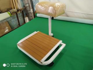 Столик для педикюра с подставкой и без подставка ТАТУ, для маникюра