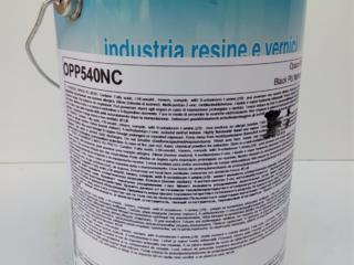 Эмаль черная полиуретановая матовая Sirca ОРР540NC